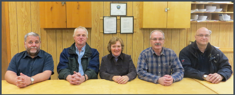 Hebbville Village Commissioners