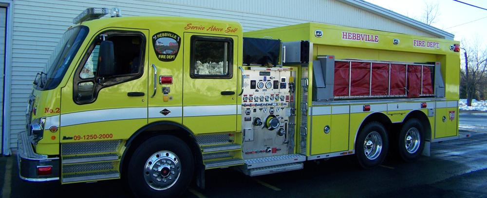 Hebbville Fire Department
